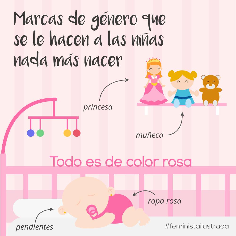 feminismo y rosa
